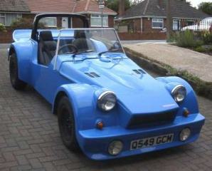 My Eagle P21 Kit Car in all it's glory