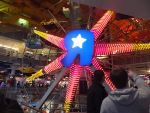 Ferris Wheel in Toys R Us