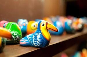 Epcot Bird
