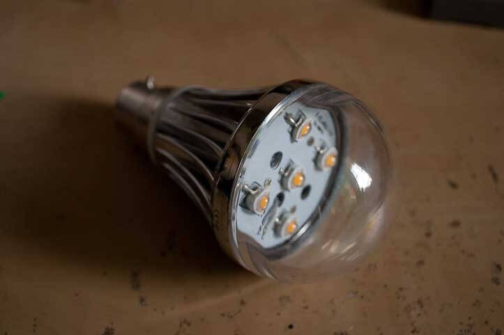 Low Energy Bulb from LED Hut